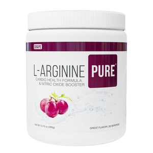 L-Arginine Pure ® Drink Mix | GRAPE  Flavor