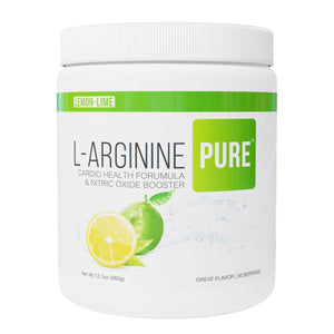 L-Arginine Pure ® Drink Mix | LEMON LIME Flavor