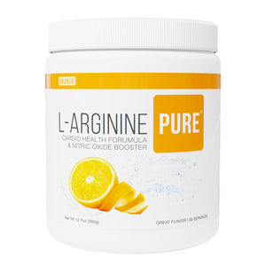 L-Arginine Pure ® Drink Mix | ORANGE Citrus Flavor