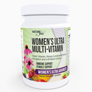 Women's Advanced Ultra Daily Multi-Vitamin