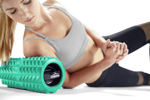 Phenom - 3 Speed Rechargeable Electric Vibrating Foam Roller