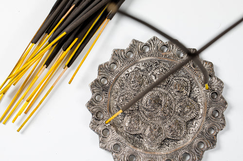 Tibetan Incense Holder