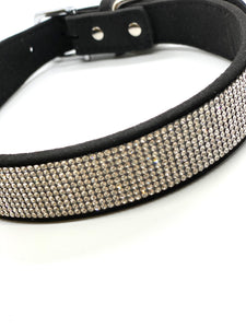 Pupper Bling Band Collar - Large