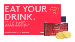 Smith & Sinclair Booze Gummies Boxed