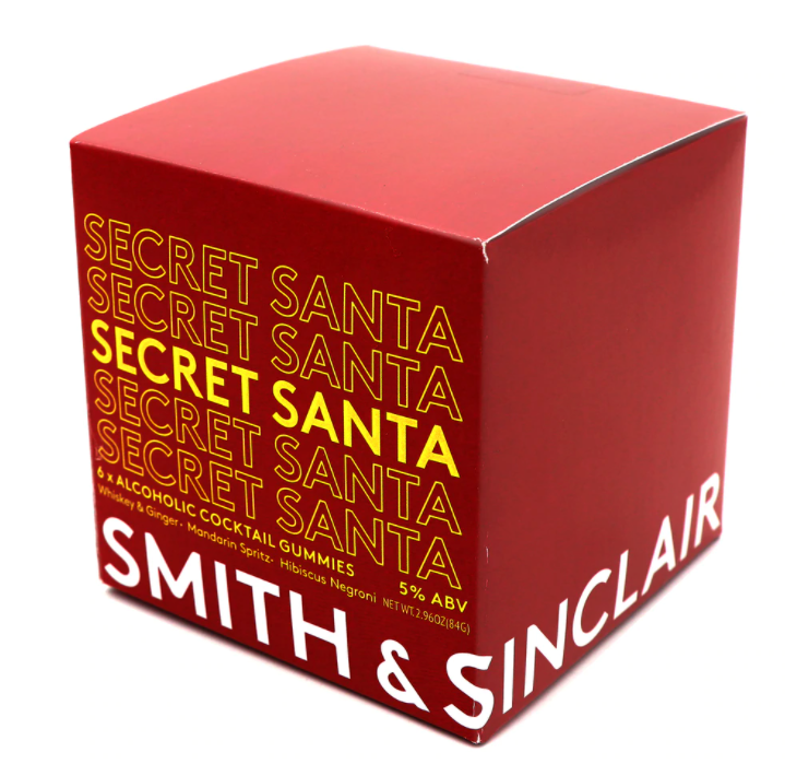 Secret Santa Smith & Sinclair Booze Gummies