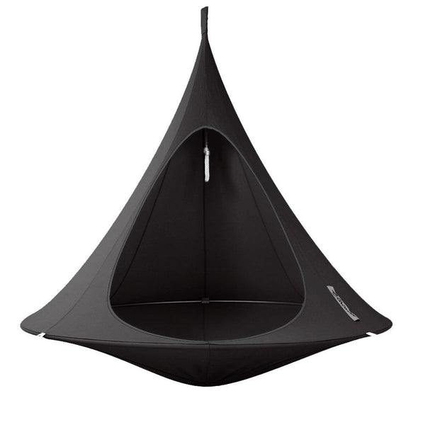 Cacoon Double Cacoon Anthracite - Cool Hammocks