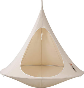 Cacoon Double Cacoon Natural White - Cool Hammocks