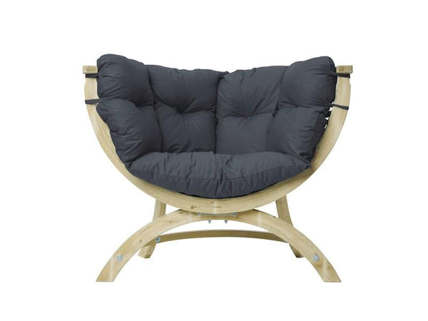 Amazonas Siena Uno Chair Anthracite - Cool Hammocks