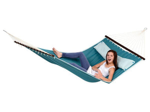 Amazonas American Dream Double Hammock with Spreader Bar  - Cool Hammocks