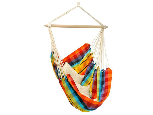 Amazonas Brazil Hanging Chair Rainbow - Cool Hammocks