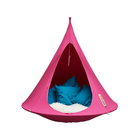 Cacoon Single Cacoon Fuschia - Cool Hammocks