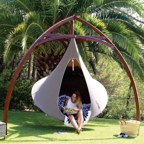 Cacoon Cacoon Wooden Tripod Stand  - Cool Hammocks