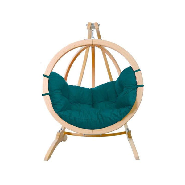 Amazonas Globo Single Seater Hanging Chair with Stand  - Cool Hammocks