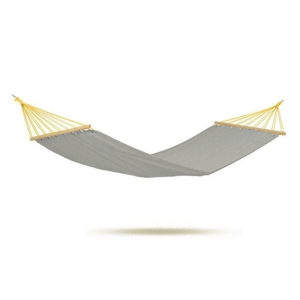 Amazonas Miami Double Hammock with Spreader Bar Sand - Cool Hammocks