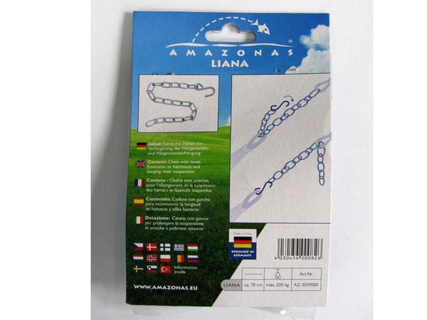 Amazonas Liana Extension Chain | Hammock & Hanging Chair Fixing  - Cool Hammocks