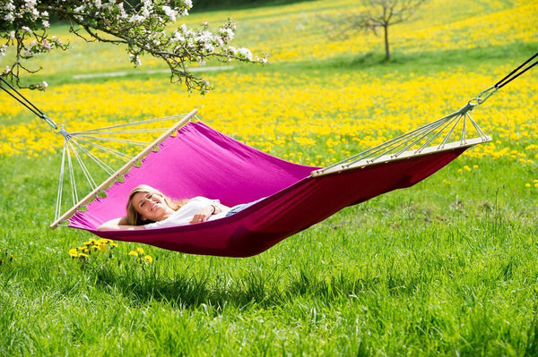 Amazonas Miami Double Hammock with Spreader Bar  - Cool Hammocks