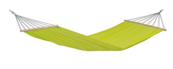 Amazonas Miami Double Hammock with Spreader Bar Kiwi - Cool Hammocks