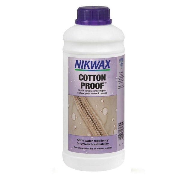 Nikwax Nikwax Hammock Waterproofing 1000ML (10 Hammocks) - Cool Hammocks