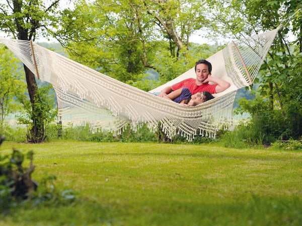 Amazonas Palacio Family Hammock with Spreader Bar  - Cool Hammocks