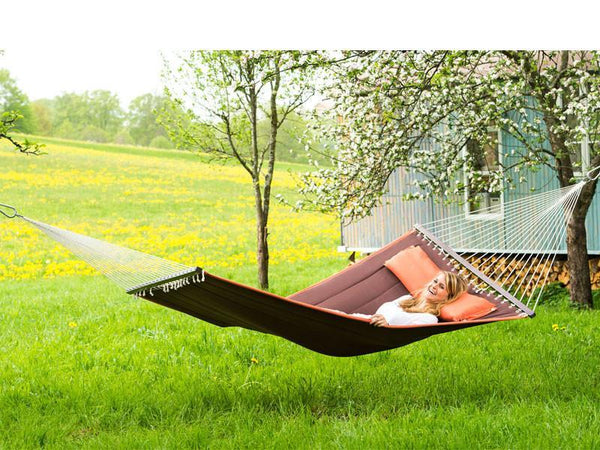 Amazonas Palm Beach Double Hammock with Spreader Bar  - Cool Hammocks