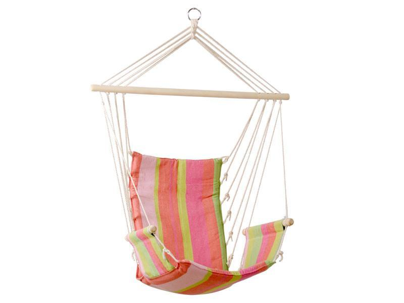 Amazonas Palau Hanging Chair Bubblegum - Cool Hammocks