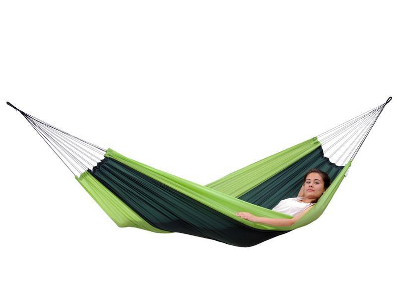 Amazonas Silk Traveller Camping Hammock Forest - Cool Hammocks