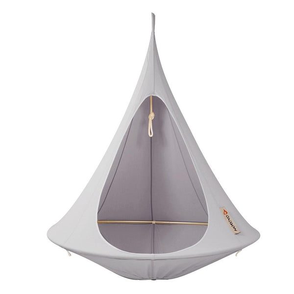 Cacoon Single Cacoon Grey - Cool Hammocks