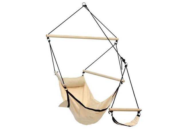 Amazonas Swinger Hanging Chair Sand - Cool Hammocks