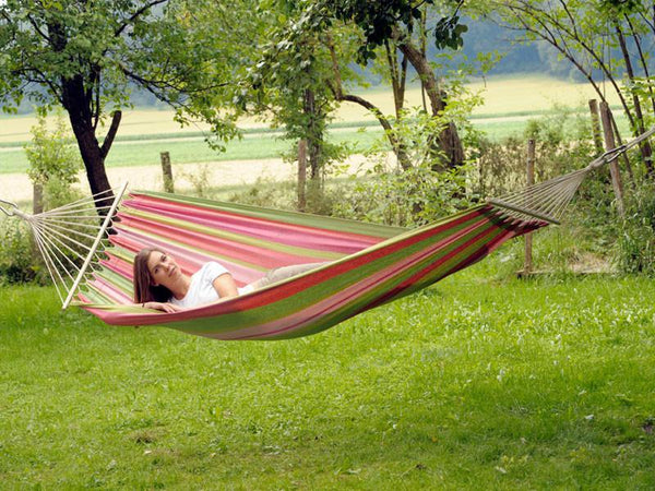 Amazonas Tonga Single Hammock with Spreader Bar  - Cool Hammocks