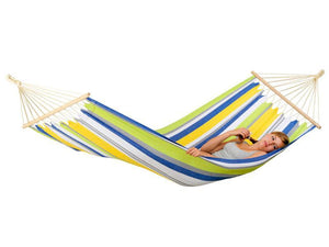 Amazonas Tonga Single Hammock with Spreader Bar Kolibri - Cool Hammocks