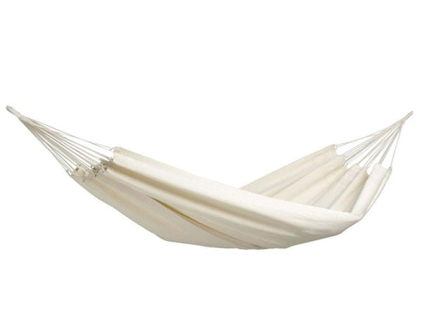Amazonas Barbados Double Hammock with Wooden Stand | Hammock Set Natura - Cool Hammocks