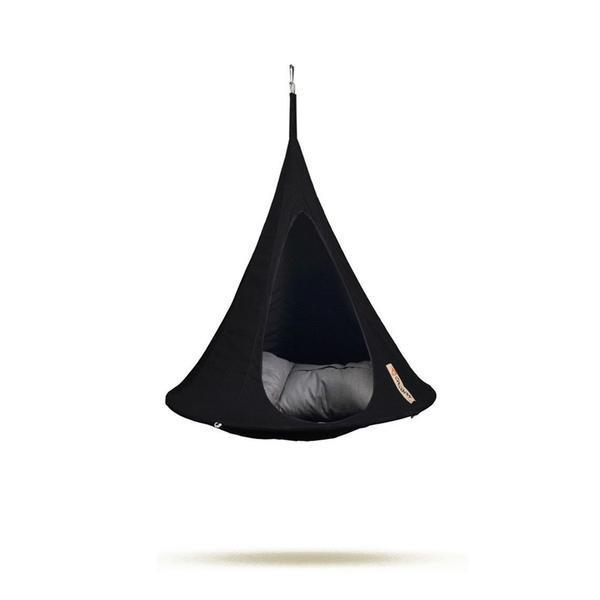 Cacoon Single Cacoon Anthracite - Cool Hammocks