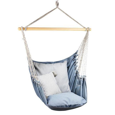 Hamaca Denim Hanging Chair  - Cool Hammocks