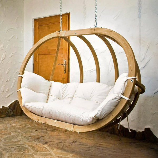 Amazonas Globo Royal Double Seater Hanging Chair  - Cool Hammocks