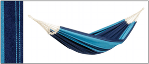 Amazonas Santana Single Hammock Blue - Cool Hammocks