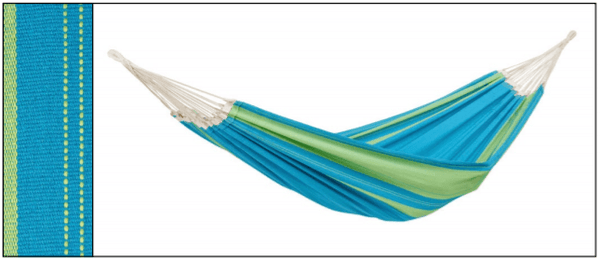 Amazonas Santana Single Hammock Green - Cool Hammocks