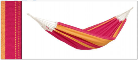 Amazonas Santana Single Hammock Pink - Cool Hammocks