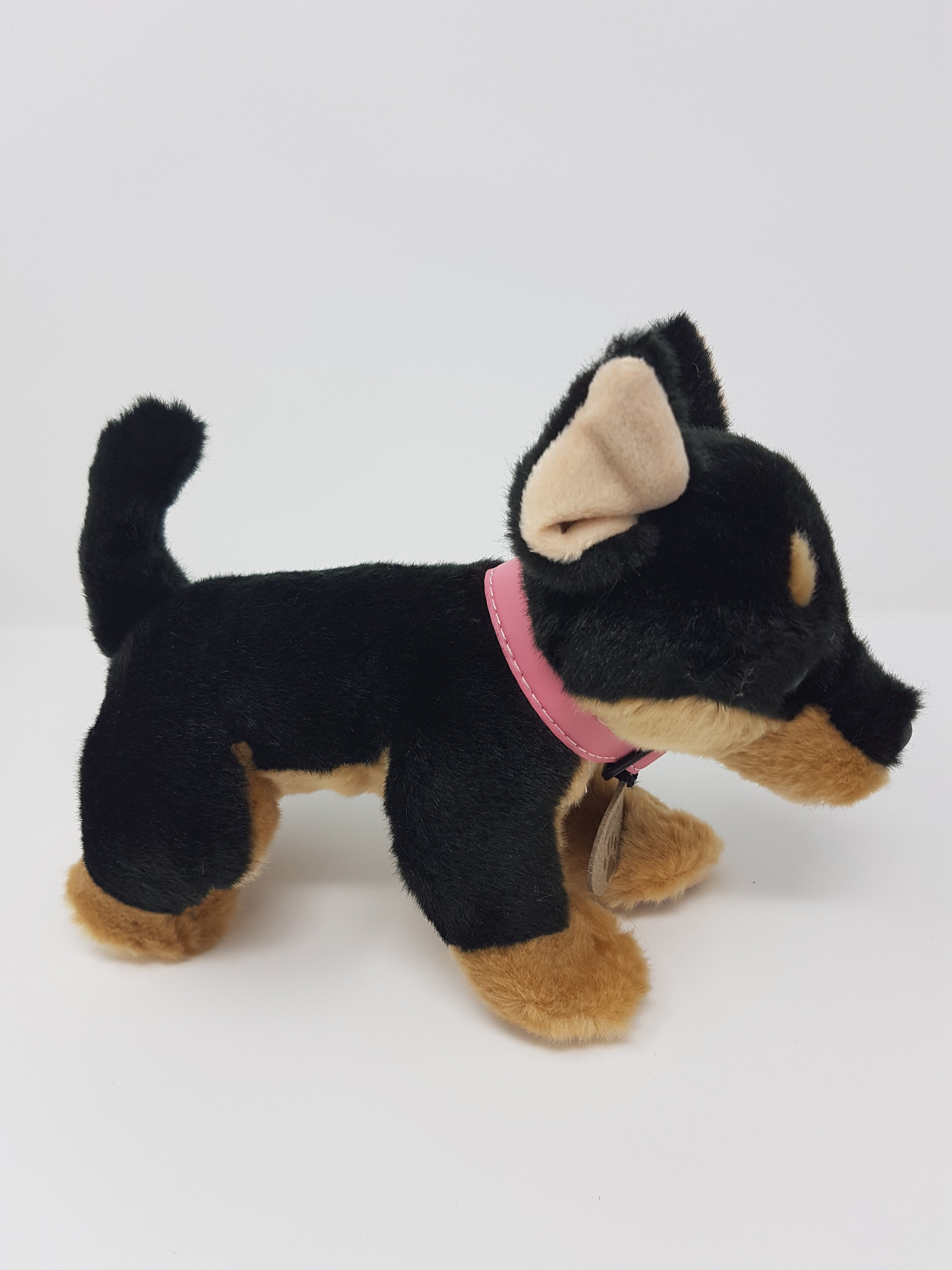 MISSING SHOP TAGS - Keel Toys Chihuahua Puppy Plush 25cm