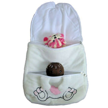 Cute Children's Bunny Bag Backpack Deluxe Paws ®