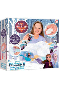 Frozen 2 Make Your Own Snow Party Pack