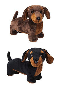 30cm Sausage Dog Dachshund Plush