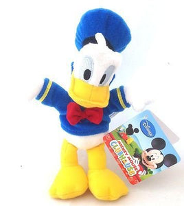 "Mickey Mouse Clubouse Core 8"" Soft Toy (Donald & Daisy)"