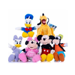 "Mickey Mouse Clubouse Core 8"" Soft Toy (Donald Duck)"