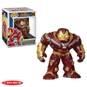 "Funko 26898 Funko Pop Marvel Avengers Infinity War - Hulkbuster 6"" Collectible Figure"