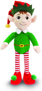 SX1742 Keel Toys DANGLY Green ELF Plush