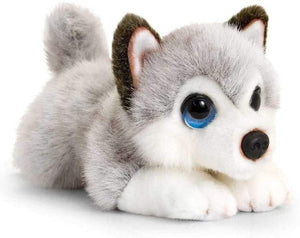 Keel Signature Cuddle Puppy Husky Dog Soft Toy 25cm NEW 2019 Design