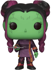 POP! Bobble Marvel: Infinity War S2 Young Gamora w/Dagger
