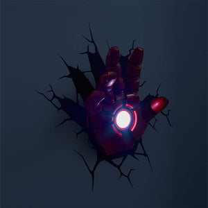 Marvel Iron Man Hand 3D Nightlight