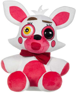 OFFICIAL Five Nights at Freddy's FNAF Plush FULL SET Mangle Balloon Boy Phantom