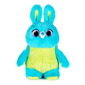 Posh Paws 37307AG Toy Story 4 Bunny 10 inch, Blue and Green